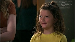 Mackenzie Hargreaves, Nell Rebecchi in Neighbours Episode 8608
