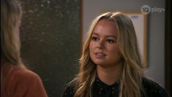 Mackenzie Hargreaves, Harlow Robinson in Neighbours Episode 8608