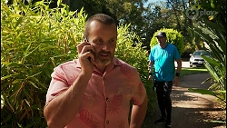 Toadie Rebecchi, Karl Kennedy in Neighbours Episode 8608