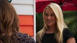 Terese Willis, Roxy Willis in Neighbours Episode 8608