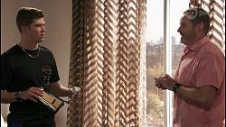 Hendrix Greyson, Toadie Rebecchi in Neighbours Episode 8608