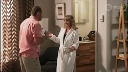 Toadie Rebecchi, Melanie Pearson in Neighbours Episode 8608