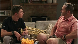 Hendrix Greyson, Toadie Rebecchi in Neighbours Episode 8609