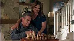 Paul Robinson, Terese Willis in Neighbours Episode 8609
