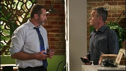 Toadie Rebecchi, Paul Robinson in Neighbours Episode 8610