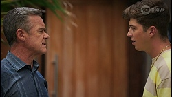 Paul Robinson, Hendrix Greyson in Neighbours Episode 8610