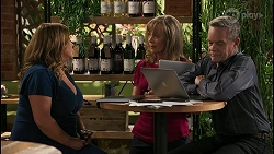 Terese Willis, Jane Harris, Paul Robinson in Neighbours Episode 8610