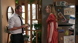 Toadie Rebecchi, Mackenzie Hargreaves in Neighbours Episode 8611