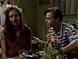 Sally Pritchard, Rick Alessi in Neighbours Episode 2132