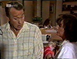 Doug Willis, Cody Willis, Pam Willis in Neighbours Episode 2132
