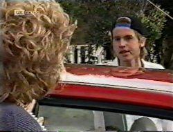 Cheryl Stark, Brett Stark in Neighbours Episode 2132