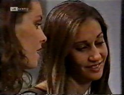 Gaby Willis, Sally Pritchard in Neighbours Episode 2132