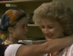 Danni Stark, Cheryl Stark in Neighbours Episode 2143