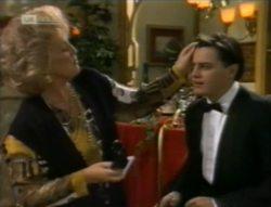 Cheryl Stark, Rick Alessi in Neighbours Episode 2143