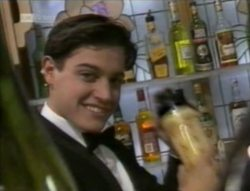 Rick Alessi in Neighbours Episode 2143