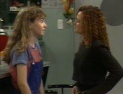 Debbie Martin, Cody Willis in Neighbours Episode 2143