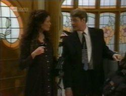 Gaby Willis, Kris Hyde in Neighbours Episode 2143