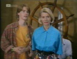 Brett Stark, Helen Daniels in Neighbours Episode 2143