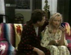Mark Gottlieb, Annalise Hartman in Neighbours Episode 2144