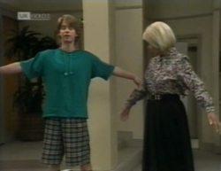 Brett Stark, Helen Daniels in Neighbours Episode 2144