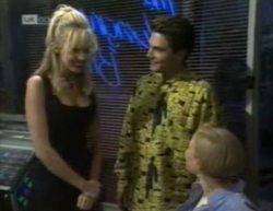 Annalise Hartman, Mark Gottlieb, Katarina Torelli in Neighbours Episode 2144
