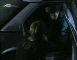Danni Stark, Michael Martin in Neighbours Episode 2144