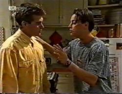 Mark Gottlieb, Rick Alessi in Neighbours Episode 2145