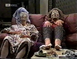 Gaby Willis, Cheryl Stark in Neighbours Episode 2145
