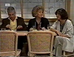 Lou Carpenter, Cheryl Stark, Pam Willis in Neighbours Episode 2145