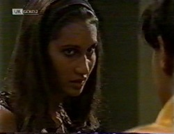 Sally Pritchard, Rick Alessi in Neighbours Episode 2145