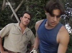 Andrew MacKenzie, Rick Alessi in Neighbours Episode 2152