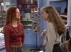Cody Willis, Debbie Martin in Neighbours Episode 2152