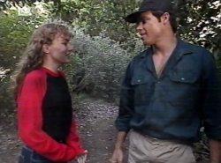 Debbie Martin, Andrew MacKenzie in Neighbours Episode 2152