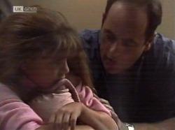 Hannah Martin, Philip Martin in Neighbours Episode 2153