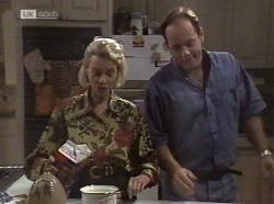 Helen Daniels, Philip Martin in Neighbours Episode 2153