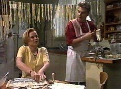 Katarina Torelli, Mark Gottlieb in Neighbours Episode 2154