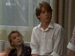 Helen Daniels, Brett Stark in Neighbours Episode 2154