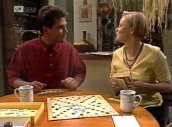 Mark Gottlieb, Katarina Torelli in Neighbours Episode 2154