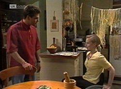 Mark Gottlieb, Katarina Torelli in Neighbours Episode 2155