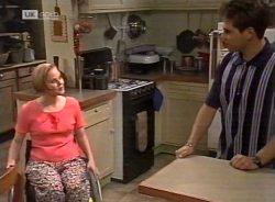 Katarina Torelli, Mark Gottlieb in Neighbours Episode 2155