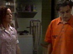 Cody Willis, Rick Alessi in Neighbours Episode 2155