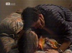 Danni Stark, Michael Martin in Neighbours Episode 2155