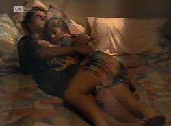Michael Martin, Danni Stark in Neighbours Episode 2155