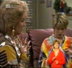 Cheryl Stark, Danni Stark in Neighbours Episode 2156