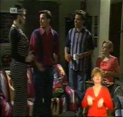 in Neighbours Episode 2156