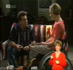 Mark Gottlieb, Katarina Torelli in Neighbours Episode 2156