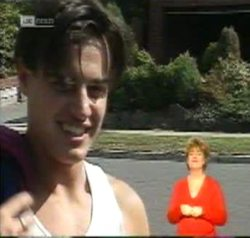 Rick Alessi in Neighbours Episode 2156