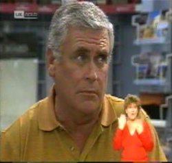 Lou Carpenter in Neighbours Episode 2156