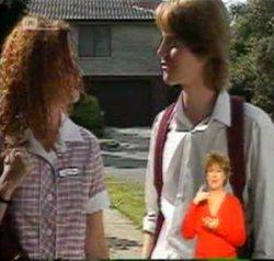 Cody Willis, Brett Stark in Neighbours Episode 2156