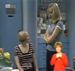 Katarina Torelli, Annalise Hartman in Neighbours Episode 2157